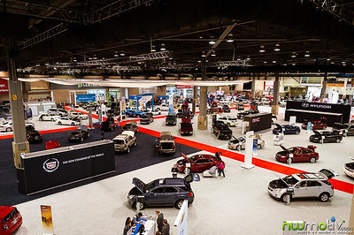 Seattle International Auto Show 2012