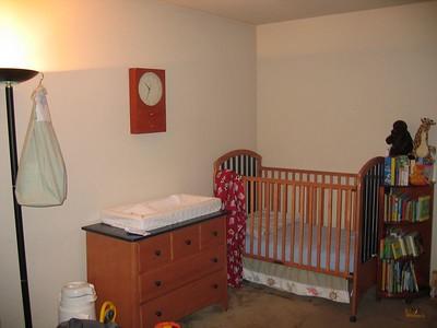 Joe's room:4/18/05