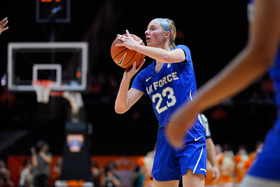 Air Force vs Lady Vols