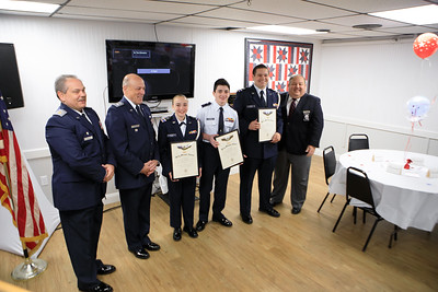 Civil Air Patrol Awards  5/29/21