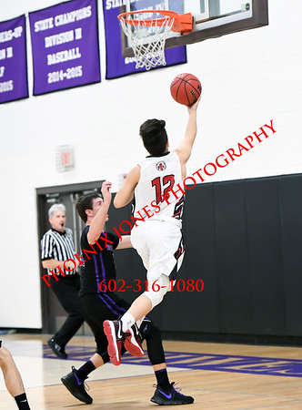 12-27-2016 - Northwest Christian v Ironwood  (Judy Dixon Holiday Tournament) Boys Basketball