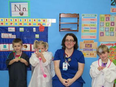 N is for Nurse