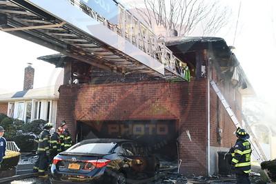 Westbury F.D. Working Fire  Hollow Ct. 4/5/21