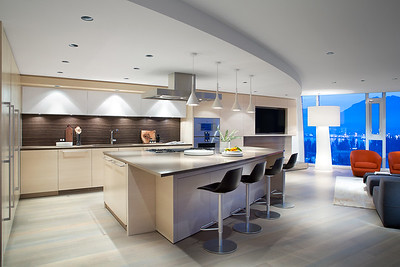 AWARD OF EXCELLENCE - RESIDENTIAL - COAL HARBOUR PENTHOUSE