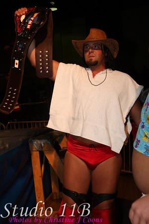 NWA 081128 - Danny Inferno challenges Koko B Ware
