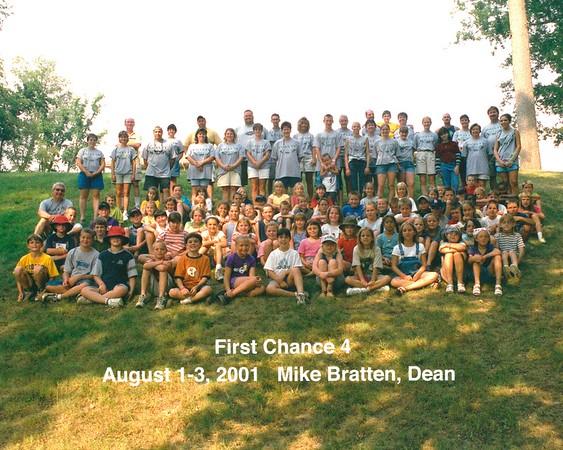 Camp Photos 2001