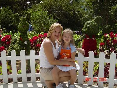 Disney/Universal Trip - May '05