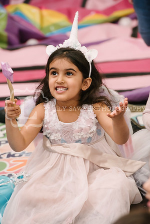 Anushka 4th Birthday