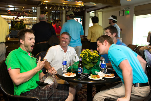 Los Angeles Free Clinic Golf Tournament 20080414
