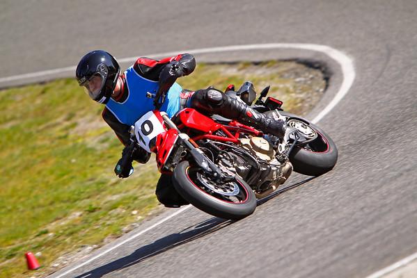 #10 - Ducati Motard