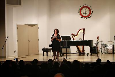 Faculty Recital Spring 2013