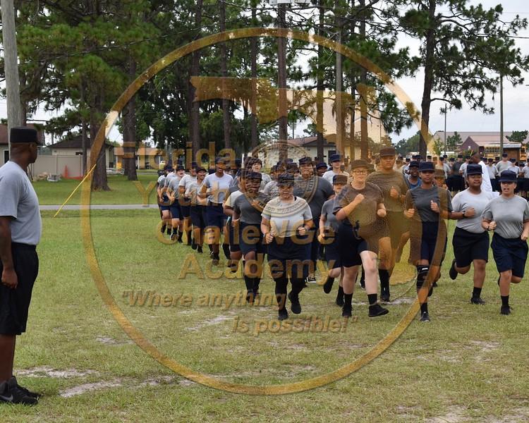 1. Drill & Ceremony #1