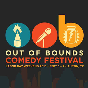 Out of Bounds Comedy Festival 2015