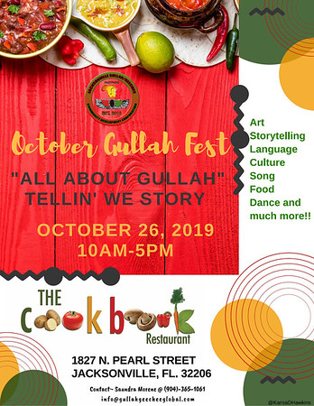 Gullah Fest - October 2019