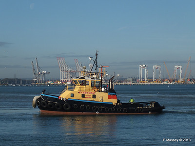 Itchen Marine Towage Fleet