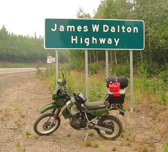 Alaska 2004-Dalton Highway to Prudhoe Bay