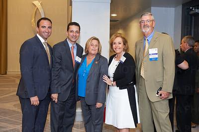 Leadership Luncheon - Congresswoman Ileana Ross - Lehtinen & Congressman Mario Diaz - Balart