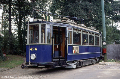Amsterdam (NL) • Museum Trams