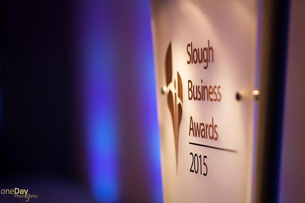 Slough Business Awards Dinner 2015