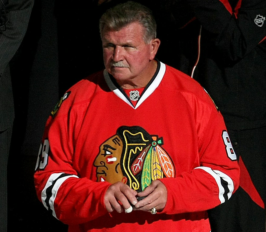 ". 7. (tie) MIKE DITKA <p>Coach thinks every team should use Indian heads. (unranked) </p><p><b><a href=""http://blogs.twincities.com/sansevereshuddle/2014/08/20/hey-ditka-calling-silly-asinine/\"" target=\""_blank\""> LINK </a></b> </p><p>    (Jonathan Daniel/Getty Images)</p>"
