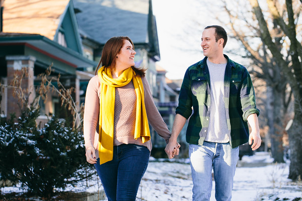 Anne & Spencer, engagement