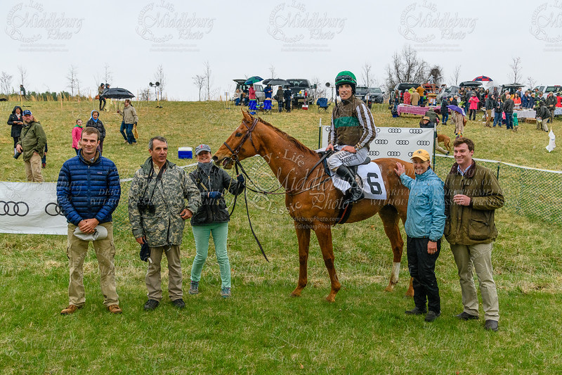 2nd Race-Land Trust of Virginia Open Hurdle