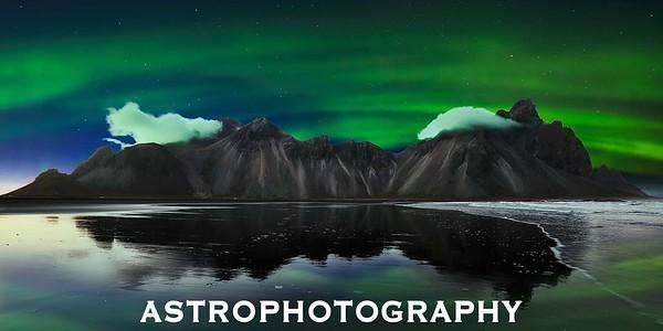 Astrophotography, Aurora & Night Sky