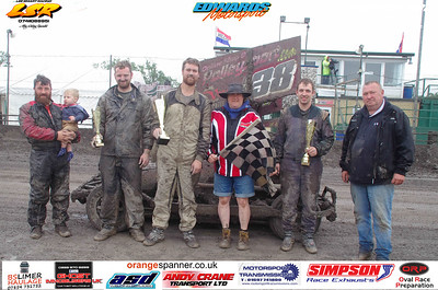 BriSCA F2 Internations Cup & Luke Branston Memorial