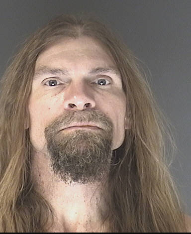 . On September 23, 2014, John Robert Browning (DOB 10/6/65), was arrested on a traffic stop without incident. A search warrant was then served at his residence. A search of the residence resulted in the discovery of methamphetamine, a substance suspected to be ketamine, items commonly associated with distribution of narcotics, and two firearms; a 9 mm handgun, and a rifle with the barrel sawed off. John Browning has previous felony convictions which prohibit the possession of firearms. He is currently being held in the El Paso County Criminal Justice Center on the charges of Felony Menacing, Second Degree Assault, and Harassment with a $50,000 bond and has an active ATF hold.  (Photo provided by Monument Police Department)