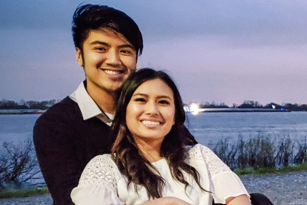 Huy & MinhVan Engaged 2/9/20