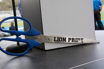 Athletic Complex Ribbon Cutting