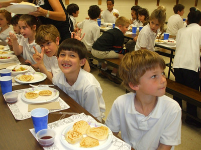 First Grade Breakfast