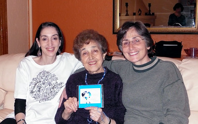 Alegria's 80th Birthday Party