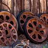 Color, Wheels of the Past - Judy Lovelett