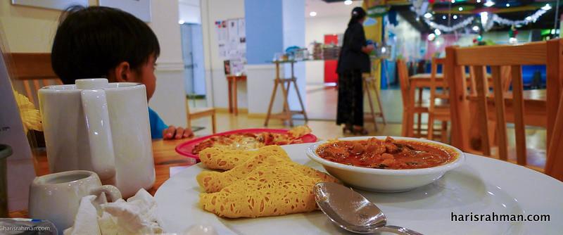 Roti Jala at Fit For 2, Bangsar Village II