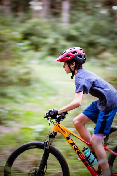 Mt Biking Team Practice 9-2-2020