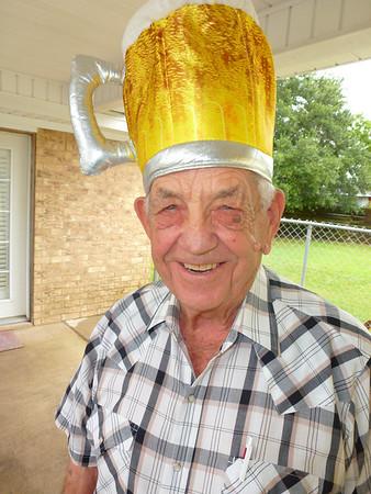 Francis Fief 87th Birthday Party-6/30/12