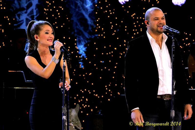 Kira Isabella & Tebey - CCMA Holiday Special