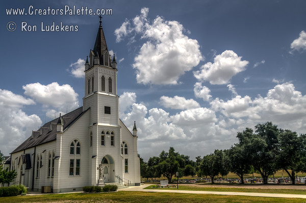 St. John the Baptist Catholic Church - Ammannsville