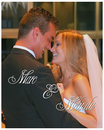 Marc & Melinda 8x10 Layout