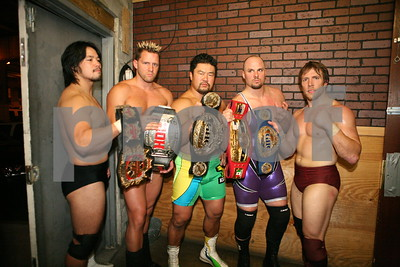 Daniel Bryan Ring of Honor photos