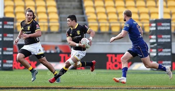 Round 1 Lions (34) v Otago (16)