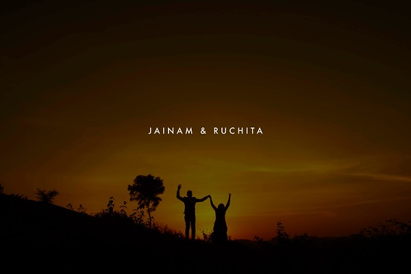 Jainam and Ruchita | Dec 2020