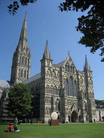 Salisbury, England, June 17, 2006