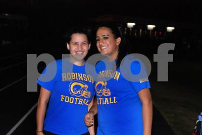 Football -Rams VS Oakton