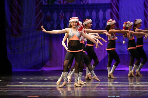 12. DE Danceline