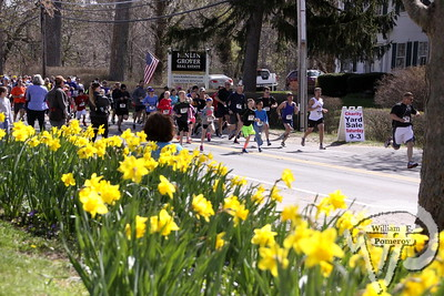 INN & CHOWDER HOUSE — 5k bloom run • 5 . 2 - 2015