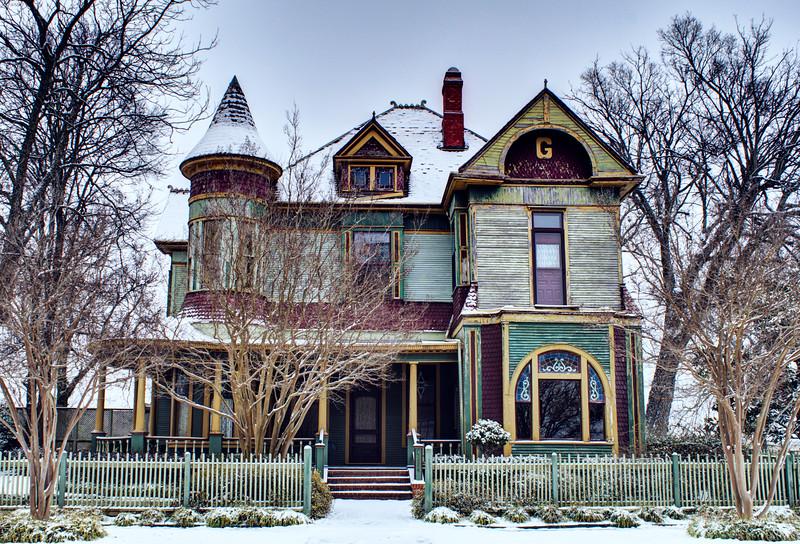 Dr. Dewell Gann House - Benton, AR