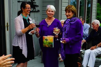 Carol Calhoun Fundraiser for WomenSafe 2018