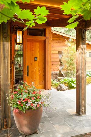 Timberwood - Borth Residence